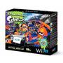 Splatoon Bundle Wii U Deluxe 32g C/ 2 Jogos E Garantia 1 Ano