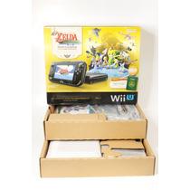Nintendo Wii U Zelda Novo Sedex Free