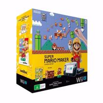 Console Wii U Nintendo Super Mario Maker Edição 30 Anos