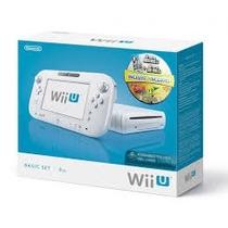 Wii U Novo Com Garantia Jogo Super Mario Bros.u
