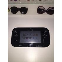 Nintendo Wii U Semi Novo Completo Com Jogos E Wii Remote