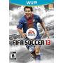 Fifa Soccer 13 2013 - Nintendo Wii U / Wiiu - Frete R$ 9