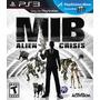 Mib: Alien Crisis / Men In Black - Ps3 - Frete R$ 9