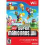 New Super Mario Bros. Wii - Nintendo Wii - Frete 9
