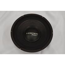 Kit C/ 2 Alto Falantes Voicer Khromus 10 Pol 200w Rms 8r