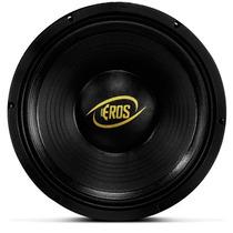 Woofer Eros E-310 Lc 10 8ohms 300w Rms Falante Medio
