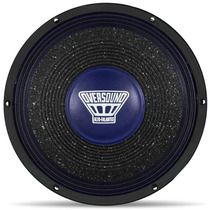 Alto Falante Woofer Oversound Steel 12 400w Rms Medio Grave