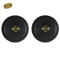 Kit 2 Woofer Eros 15 Pol Sds 3k Bass 1500wrms 4ohms Pancadão