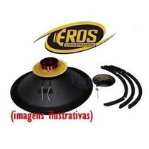Reparo Alto Falante Eros 15 415 Mg Com Cola - 4 Ohms-woofer