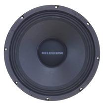 Woofer 12 8r 150w Rms Alto Falante Selenium Px 12px Top Sub