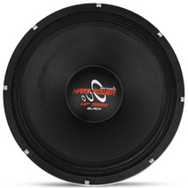 Falante 15 3250w Woofer Hard Power Black 4 Ohms Medio Grave