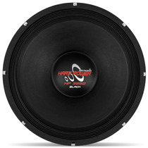 Woofer 15 Polegadas 3850w Rms Hard Power Black 2 Ohms Som