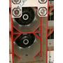 2 Woofer 18 Pol Eros Target Bass 3k 1500w Rms