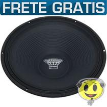 Alto Falante Woofer Oversound 15g 400w Rms 8 Ohms