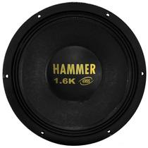 Woofer Eros E-12 Hammer 1.6k 12 Pol. 800 Wrms Alto Falante