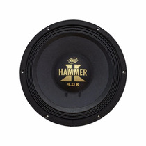 Alto Falante Eros E12 Hammer 4.0k 2.000rms 2 E 4 Ohms