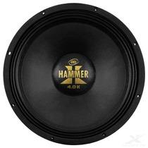 Alto Falante Woofer 15 Pol. Eros E-15 Hammer 4.0k 2000w Rms
