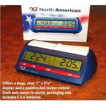 Relógio Digital De Xadrez Dgt North American Novo