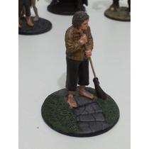 Miniatura Pé Soberbo Senhor Dos Anéis - Eaglemoss + 36