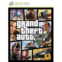Jogo Digital Xbox 360 Gta V,far Cry4,watch Dogs,batman,forza