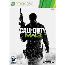Call Of Duty - Modern Warfare 3 Xbox 360 - Ntsc