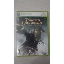 Piratas Do Caribe Original Xbox 360