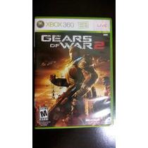 Gears Of War 2 - Xbox 360 Original - Completo