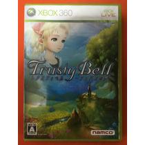 Xbox 360 Trusty Bell Japones Ntsc J Somente Xbox360 Jp