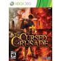 Jogo Xbox 360 The Cursed Crusade Original E Lacrado