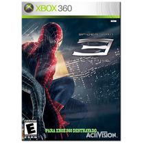Homem Aranha 3 ! Jogos Xbox 360