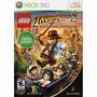Lego Indiana Jones 2 The Adventure Continues Xbox 360 Lacrad