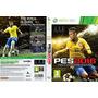 Dvd Jogo Pro Evolution Soccer 2016 Xbox 360