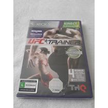 Ufc Personal Trainer: Xbox 360_kinect (lacrado)