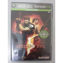 Resident Evil 5 - Xbox 360 - Platinum Hits