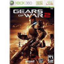 Gears Of War 2 Original Lacrado