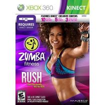 360 Zumba Fitness Rush Konami