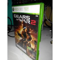 Gears Of War 2 Xbox 360 Original Midia Fisica