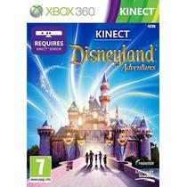 Jogo Xbox 360 Kinect Disneyland Adventures