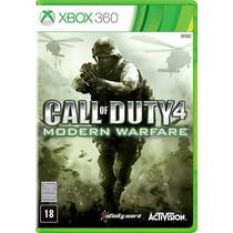 Xbox 360 Game Call Of Duty Modern Warfare