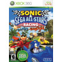 Sonic Sega All-stars Racing - Xbox 360