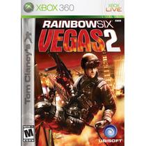 Rainbow Six Vegas 2 Xbox 360 Original