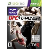Ufc Trainer Kinect Xbox 360