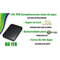 Hd Externo Samsung 1tb Xbox C/ Xkey +garantia E Nota Fiscal