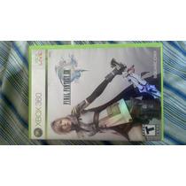 Jogo Final Fantasy Xlll Xbox 360