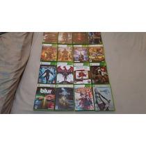 Jogos De Xbox 360 Vários Títulos Imperdível