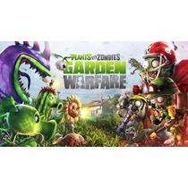 Plants Vs Zombies Garden Warfare P/destravados