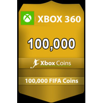 100 Mil Fifa Coins - Somente Xbox 360 (fifa 16)