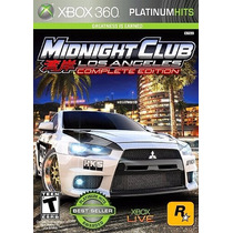 Game - Midnight Club Los Angeles: Complete Edition - Xbox 36