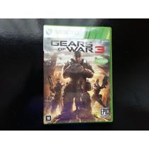 Jogos Xbox 360 Gears Of War 3 Mega Barato..