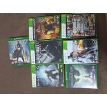 Jogos Xbox 360 E Xbox One